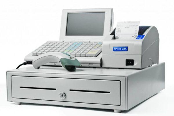 Готовая POS-система ReTEC PC-KB в комплекте (TRP80)